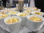 Pasta - scampi - curry