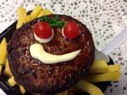 Kinderen - hamburger